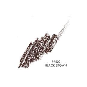 Palladio Retractable Eye Liner - Black Brown