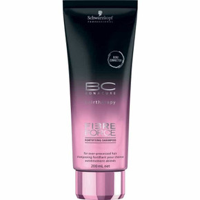 Schwarzkopf Professional Bc Fibre Force Fortifying Shampoo - 200ml