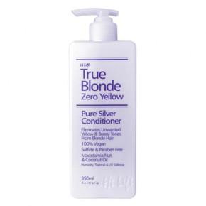 Hi Lift True Blonde Zero Yellow Pure Silver Conditioner - 350ml