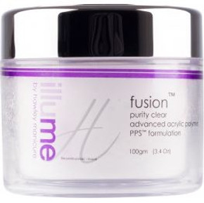 Hawley Manicure Fusion Purity Clear Advanced Acrylic Polymer PPS Formulation 100gm
