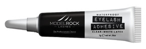 MODELROCK - Eyelash Adhesive Clear White Latex - 7gm