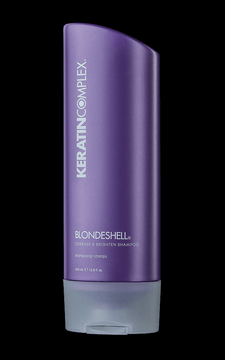 Keratin Complex Blondshell Shampoo - 400ml