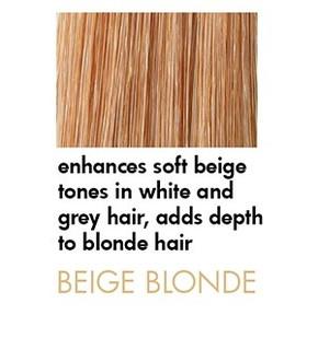 DeLorenzo Novafusion Beige Blonde Shampoo - 250ml