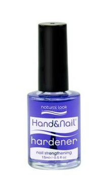 Natural Look Hand & Nail Nail Hardener 15ml