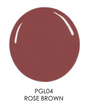 Palladio Herbal Lip Gloss - Rose Brown