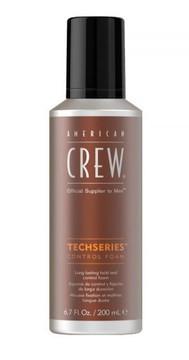 American Crew Techseries Control Foam 200ml