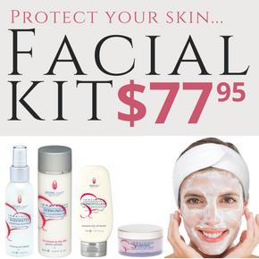 Facial Kit- Protect Your Skin