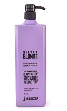 Juuce Silver Blonde Shampoo 1 Litre