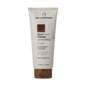 De Lorenzo Novafusion Intense Brunette Shampoo - 200ml