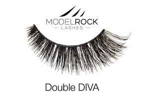 MODELROCK Lashes Double DIVA - Double Layered Lashes