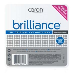 Caron Brilliance XXX White Hard Wax - 500g