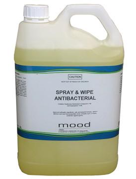 InMood Spray & Wipe Antibacterial 5 Litre