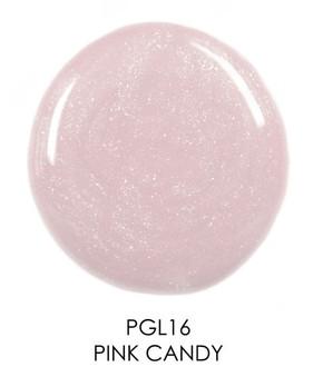 Palladio Herbal Lip Gloss - Pink Candy