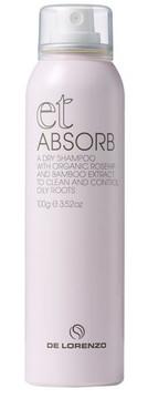 De Lorenzo Essentials Absorb Dry Shampoo - 100g