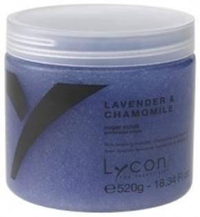 Lycon spa scrub Lavender & chamomile 520g