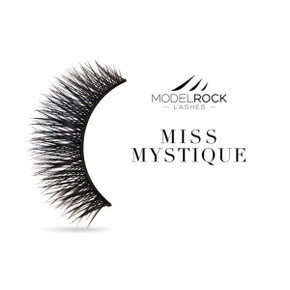 MODELROCK Lashes Miss Mystique - Double layered Lashes
