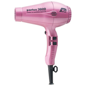 Parlux 3800 Eco Friendly Ionic & Ceramic Dryer – Pink