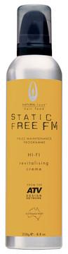 Natural Look Static Free Hi-Fi  Revitalising Creme - 250g