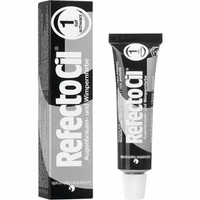 Refectocil Eyelash & Eyebrow Tints R1 - Pure Black 15ml