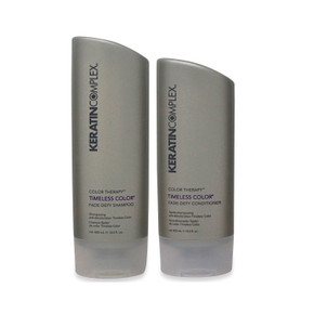 Keratin Complex Timeless Color Shampoo & Conditioner Duo Pack - 400ml