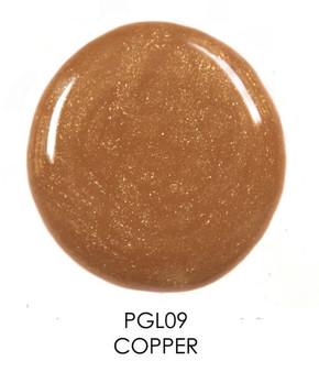 Palladio Herbal Lip Gloss - Copper
