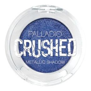 Palladio crushed Metallic Eye Shadow Blue Moon