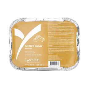 Lycon Active Gold Hot Wax XXX 1Kg