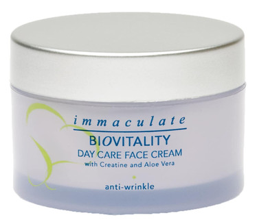 Immaculate BioVitality Day Care Anti-Wrinkle Cream    100g