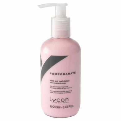 Lycon Pomegranate Hand and Body Lotion - 250ml