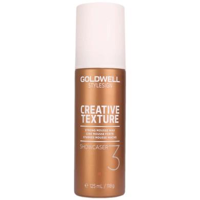 Goldwell Creative Texture Showcaser 3 Mousse Wax - 125ml