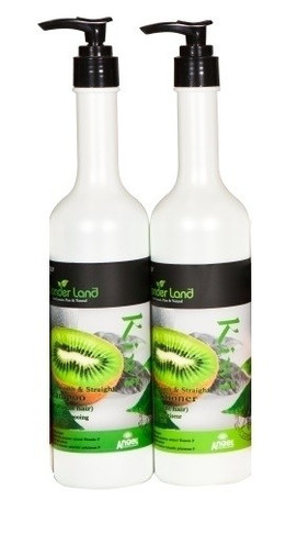 WonderLand  Kiwi Smooth & Straight Shampoo 1 litre