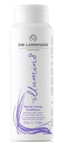 De Lorenzo Instant Illumin8 Blonde Toning Conditioner - 375ml