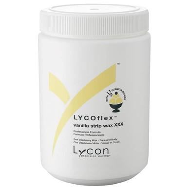 Lycon Lycoflex Vanilla Strip Wax XXX - 800ml