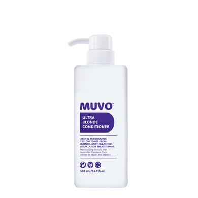 Muvo Professional Ultra Blonde Conditioner - 500ml