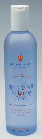 Natural Look Hand and Nail Softening Soak    250l