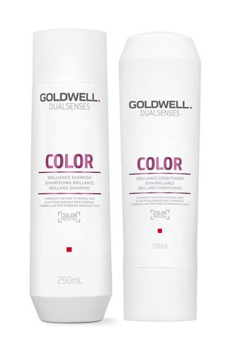 Goldwell DualSenses Brilliance Color Shampoo & Conditioner Duo Pack-300ml