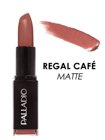 Palladio Matte LipColor - Regal Cafe Matte