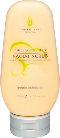 Immaculate  Gentle Facial Scrub    125ml