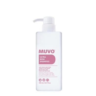 MUVO Professional Ultra Rose Shampoo - 500ml