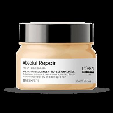 L'Oreal Professional Serie Expert Gold Quinoa Protein Absolut Repair Masque - 250ml