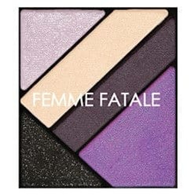 Palladio Silk FX Eyeshadow Palette - Femme Fatale
