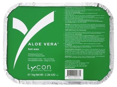Lycon Aloe Vera Hot Wax - 1KG