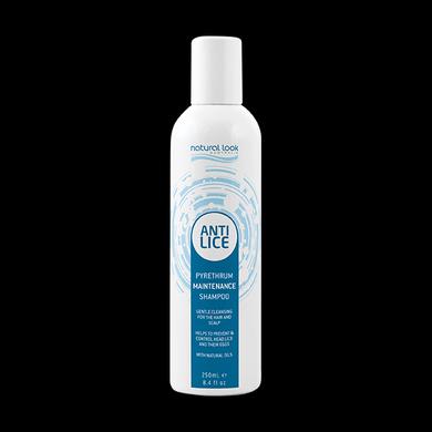 Natural Look Anti Lice Pyrethrum Maintenance Shampoo - 250ml