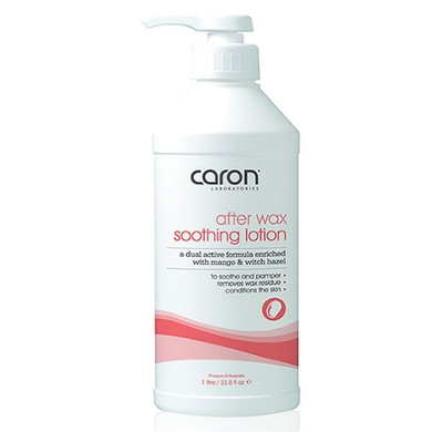 Caronlab After Wax Soothing Lotion 1L Mango & Witch hazel