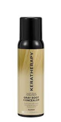 Keratherapy Gray Root Concealer Blonde- 118ml
