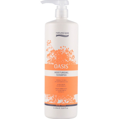 Natural Look Oasis Moisturising Shampoo 1L