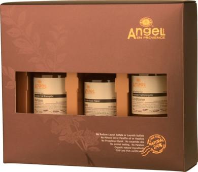 Lavender for Fine & Limp Hair Gift Pack With Bonus Thermal Brush