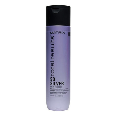 Matrix Total Results So Siver Color Obsessed Shampoo - 300ml