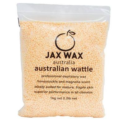 Jax Wax Australian Wattle Hot Wax Beads - 1kg