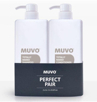 Muvo Totally Naked Duo - 1 Litre